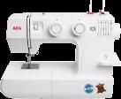 AEG 145DL - Machine à coudre - 70 Watts - 22 programmes - blanc