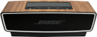 balolo Bose Soundlink Mini I & II Cover - Holzcover - für Bose Soundlink Mini I & II - Walnuss