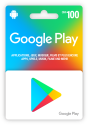 Google play Store Card CHF 100.-