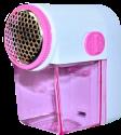 OSMA-WERM - Textil Rasierer - Mit Batterie - Weiss/Pink