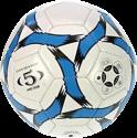 OSMA-WERM - Kunstleder Fussball - Grösse 5 - Weiss/Blau