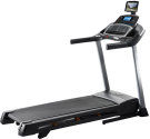 NordicTrack T 10.0 - Laufband - Max.125 kg - Schwarz/Silber