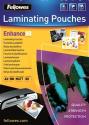 Fellowes Laminierfolie, A3, 80 micron, 100er Pack