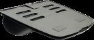 Fellowes GoRiser™ - Mobiler Laptop-Ständer - Bis 15,4 - Schwarz