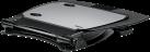 Fellowes Professional Series™ - Workstation per Laptop - Con USB 2.0 porte - Nero