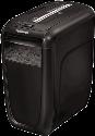 Fellowes Powershred® 60Cs - Destructeur de documents - 22 l - Noir