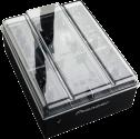 DECKSAVER DS-PC-DJM350 - Protection contre la poussière pour Pioneer DJM-350 - Transparent