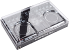 DECKSAVER DS-PC-MC3000 - Für Denon MIDI Controller MC3000 - Transparent