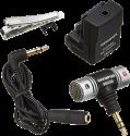 OLYMPUS SEMA‑1 - Mikrofon Adapter Set - reduziert Windgeräusche - Schwarz