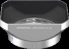 OLYMPUS LH-48 - Gegenlichtblende - für M.ZUIKO DIGITAL ED 12 mm 1:2. - Silber