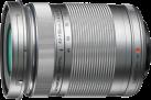 OLYMPUS M.ZUIKO DIGITAL ED 40‑150mm 1:4.0‑5.6 R, argento