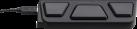 OLYMPUS RS-32 - Commande manuelle - 3 boutons - Noir