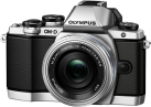 OLYMPUS OM-D E-M10 Limited Edition Kit, 14-42mm, 16.1 MP, Silber