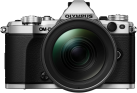 OLYMPUS OM-D E-M5 Mark II, 12-40 mm, 16.1 MP, silber