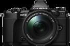 OLYMPUS OM-D E-M5 Mark II, 14-150 mm, 16.1 MP, schwarz