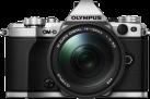 OLYMPUS OM-D E-M5 Mark II, 14-150 mm, 16.1 MP, silber