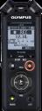 OLYMPUS LS-P2 - Extrem kompakter Musik-Recorder - Hi-Speed USB 2.0 - Schwarz