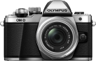OLYMPUS OM-D E-M10 Mark II, 14-42 mm, 16.1 MP, argento