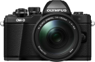 OLYMPUS OM-D E-M10 Mark II, 14-150 mm, 16.1 MP, noir