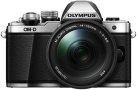 OLYMPUS OM-D E-M10 Mark II, 14-150 mm, 16.1 MP, argento