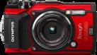 OLYMPUS Stylus Tough TG-5 - Digitalkamera - 12 MP - Rot