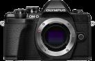 OLYMPUS OM-D E-M10 Mark III - System Camera - 16.1 mégapixels - Noir