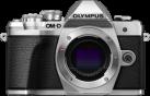 OLYMPUS E-M10 Mark III - System Camera - 16.1 mégapixels - Argent