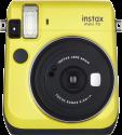 FUJIFILM Instax Mini 70 - Instant Kamera - Objektiv: 60 mm - Gelb