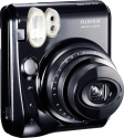 FUJIFILM Instax Mini 50S - Instant Kamera - Objektiv: 60 mm - Piano Black