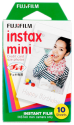 FUJIFILM instax mini film, 10 per pack