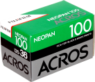 FUJIFILM Neopan Acros 100 135/36