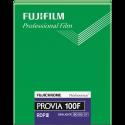 FUJIFILM Provia 100F RDPIII 4x5 20-Pack