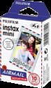 FUJIFILM instax mini  Airmail - Instant Film - 10er Pack