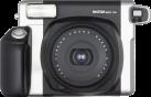 FUJIFILM Instax Wide 300 - Appareil photo instantanée - prises de vue jusqu'à 40cm du sujet - noir/argent