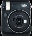 FUJIFILM Instax Mini 70 - Appareil photo instantanée - objectif : 60 mm - noir