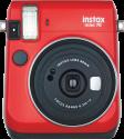 FUJIFILM Instax Mini 70 - Appareil photo instantanée - objectif : 60 mm - rouge