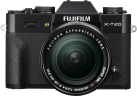 FUJIFILM X-T20 + FUJINON XF 18-55mm f/2.8-4 R LM OIS - Systemkamera - 24.3 MP - Schwarz