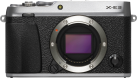 FUJIFILM X-E3 - Spiegellose Systemkamera (DSLM) - 24.3 MP - Silber