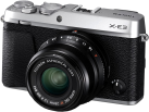 FUJIFILM X-E3 + FUJINON XF23mmF2 R WR - Kompaktkamera - 24.3 MP - Silber