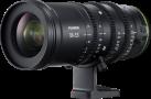 FUJIFILM MKX18-55 T2.9 - Objectif - 18-55 mm - Noir