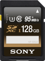 SONY Professional - Carte mémoire SD - 128 GB