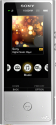 SONY NW-ZX100 - Portabler HiRes Digital Audio Player - 128 GB - Silber