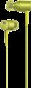 SONY MDR-EX750NA, jaune