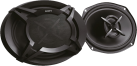 SONY XS-FB6920E - Speaker coassiali a 2 vie - 16 × 24 cm/6 × 9 - Nero