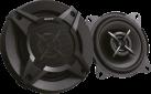 SONY XS-FB1020E - Enceintes coaxiales à 2 voies - 10 cm/4 - Noir