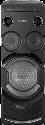 Sony MHC-V77DW - ystème audio personnel haute puissance - Bluetooth/WiFi - noir