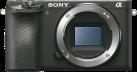 Sony α6500 - E-Mount-Kamera - 24.2 MP - Schwarz