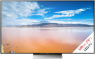 SONY KD-75XD9405B, LCD/LED TV, 75, 1200 Hz, schwarz/silber