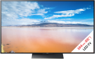 SONY KD-65ZD9B - LCD/LED TV - 65/164 cm - schwarz