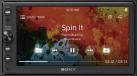 SONY XAV-AX100 - Media Receiver - Bluetooth® Drahtlostechnologie - Schwarz